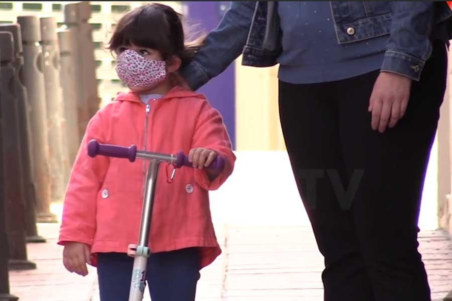 Coronavirus: niños pueden presentar cuadros de ansiedad por aislamiento social