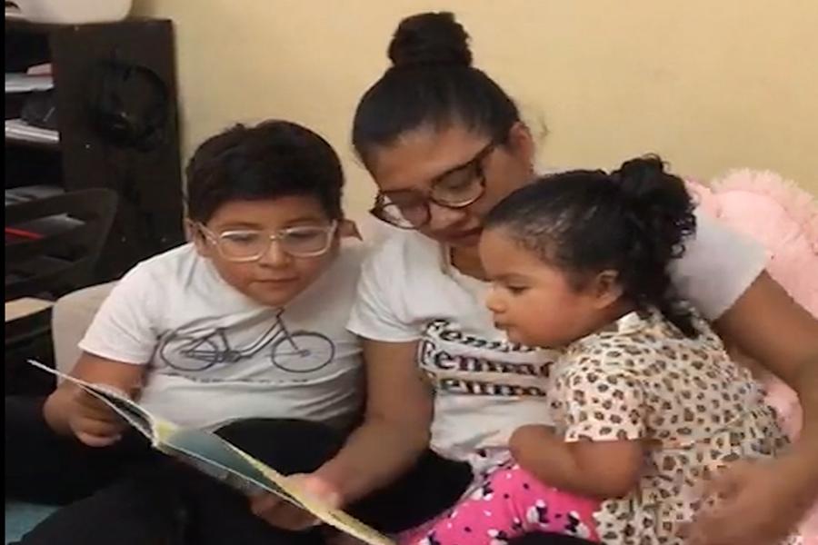 Cuarentena: el rol de la familia en el desarrollo de la primera infancia