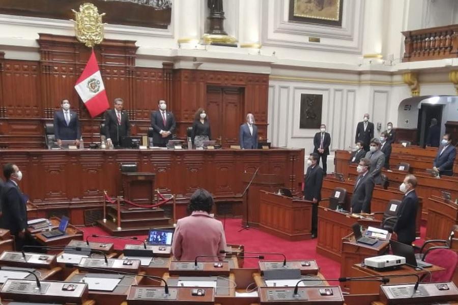Zeballos: medidas adoptadas se ajustan a la Constitución