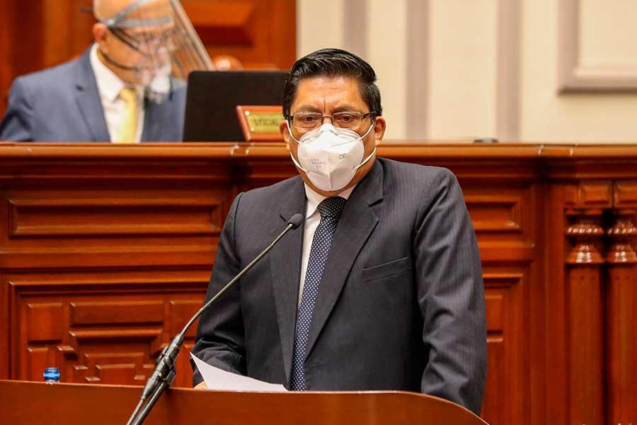 Zevallos: para el Gobierno es fundamental culminar la reforma política y judicial