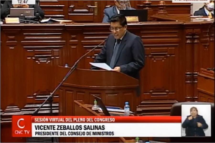 Perú destinará más S/ 120,000 millones para reactivar economía
