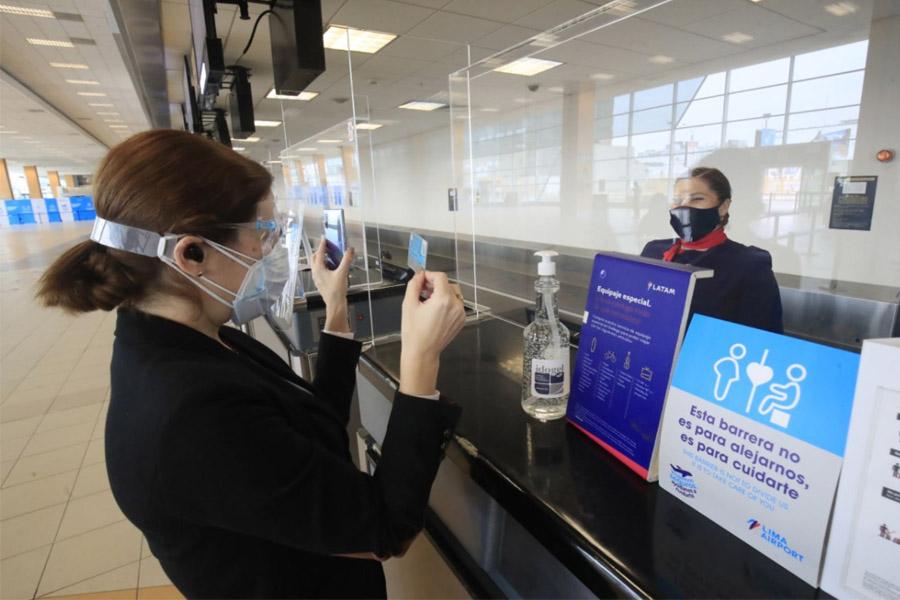 Coronavirus: así será el protocolo de sanidad para vuelos nacionales