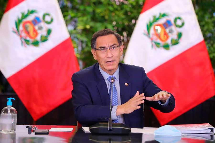 Presidente convoca a elecciones para el 11 de abril de 2021