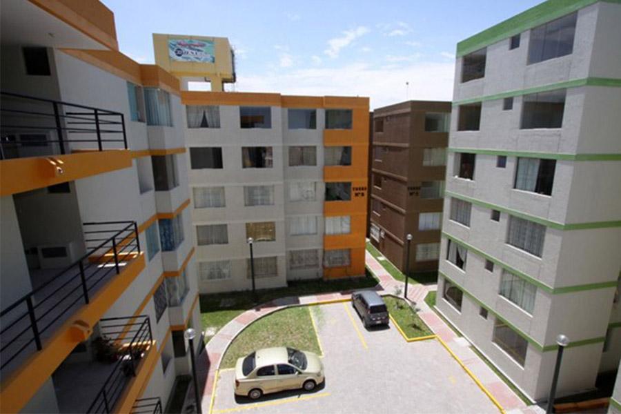 Ejecutivo promoverá acceso a vivienda a 80,000 familias este año