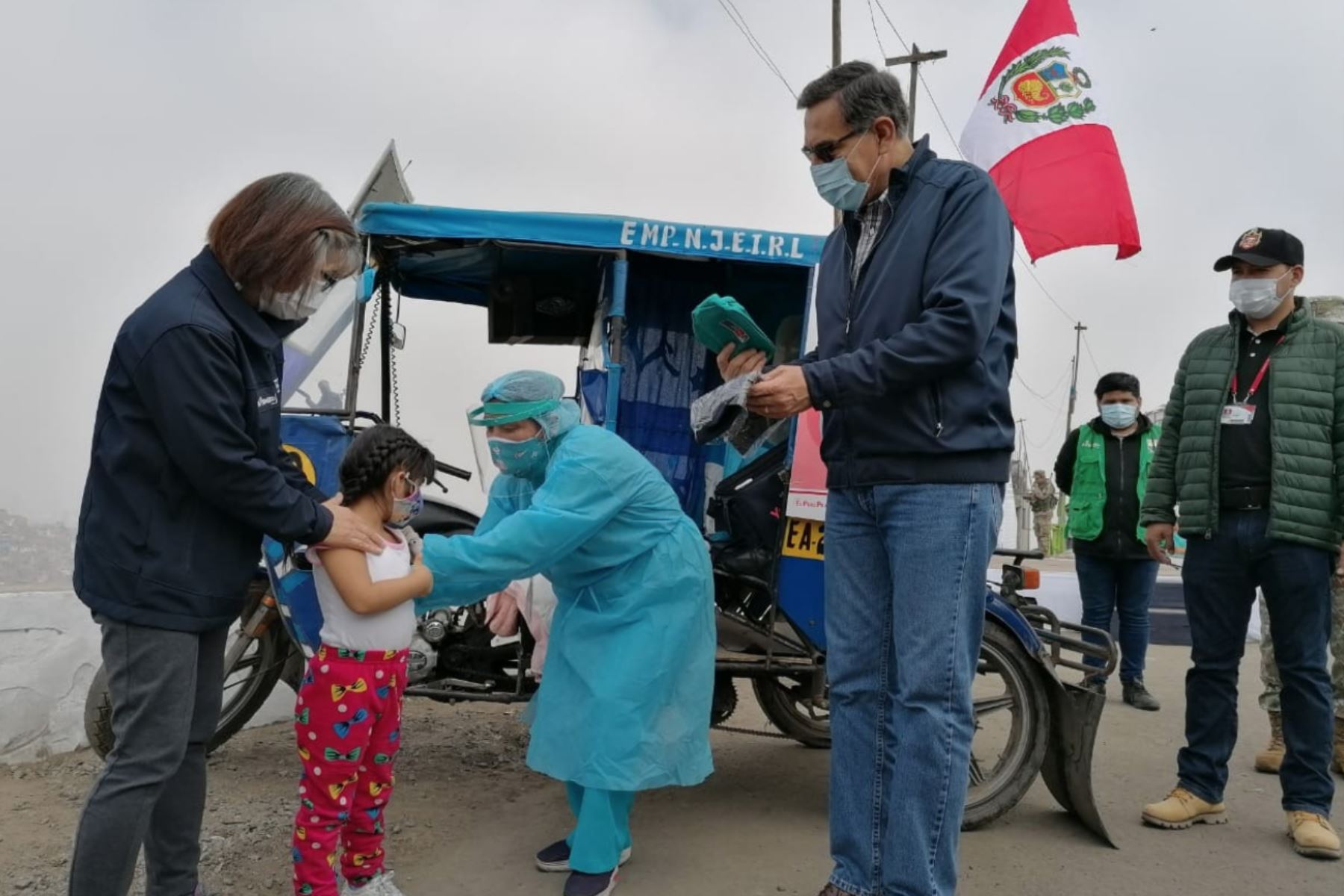 Cuidado ante el coronavirus y protección permanente con vacunas es fundamental