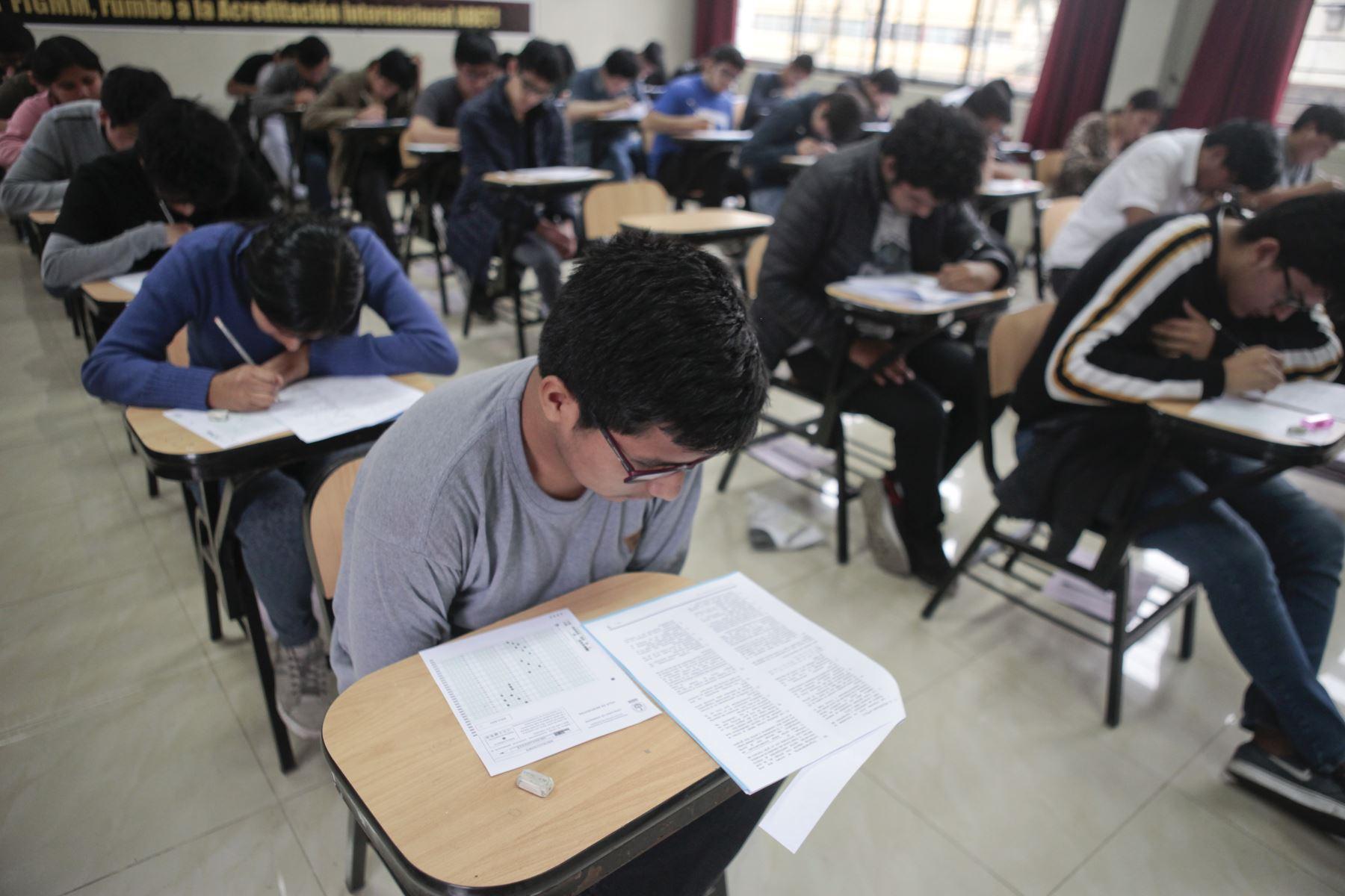 Cateriano anuncia 15 mil nuevas vacantes para universidades públicas