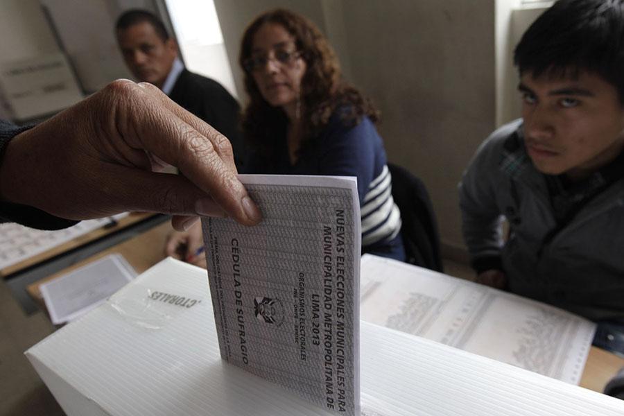 Gobierno garantiza absoluta neutralidad en elecciones 2021