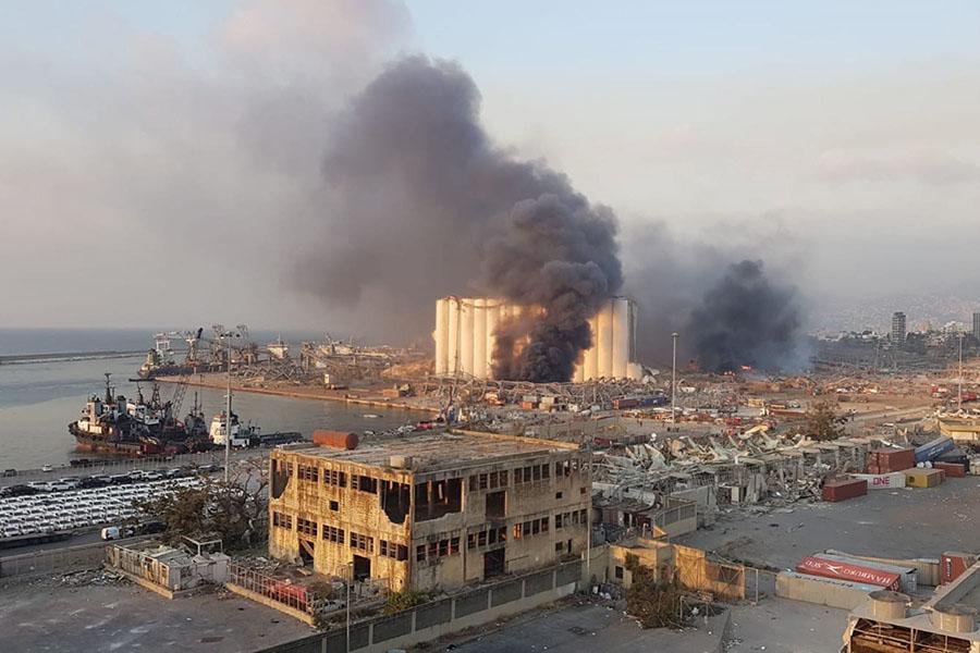 Explosión en Líbano ocasiona un innumerable número de muertos y heridos