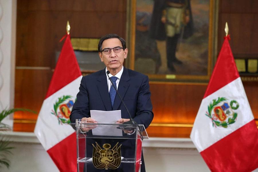 Presidente Vizcarra anuncia conformación de nuevo gabinete