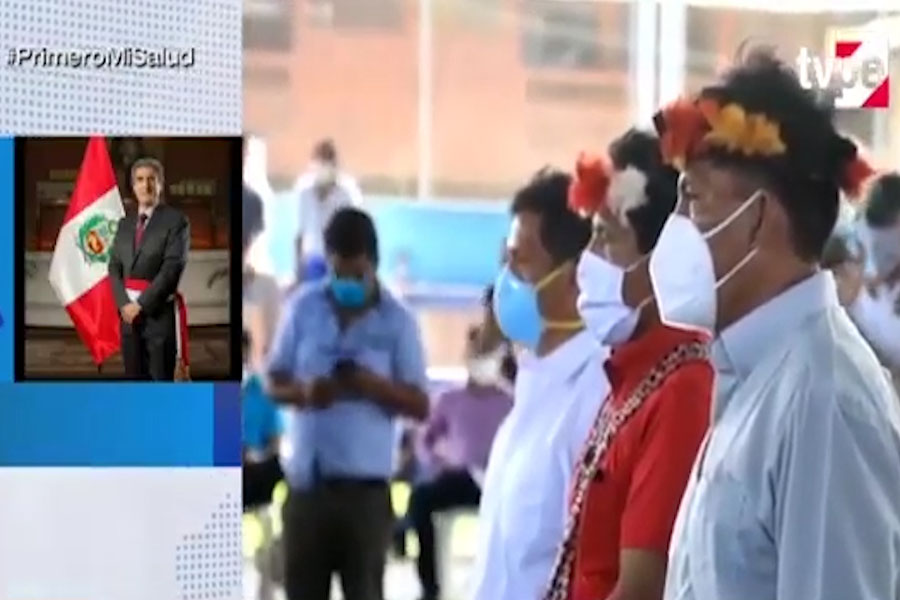COVID-19: Ministerio de Cultura facilitó el contacto con casi 40 comunidades indígenas