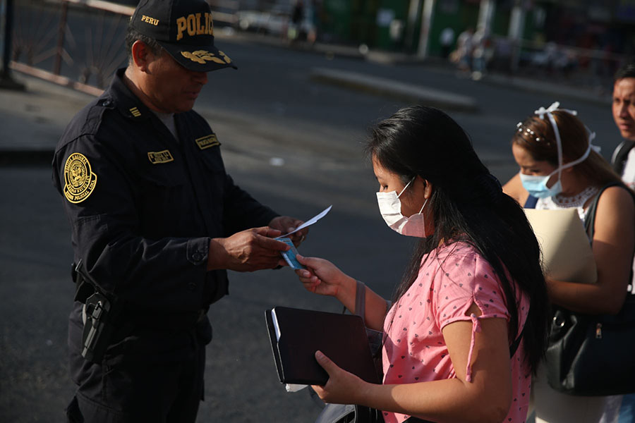 Presidente Vizcarra anuncia que retorna inmovilización social obligatoria los domingos
