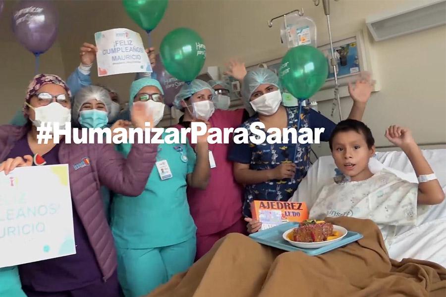 INSN San Borja celebra el día del Buen Trato al Paciente