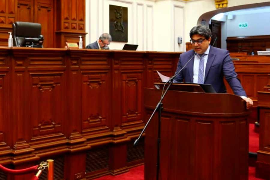 Benavides: gracias a reforma universitaria tenemos sistema con más legalidad y equidad
