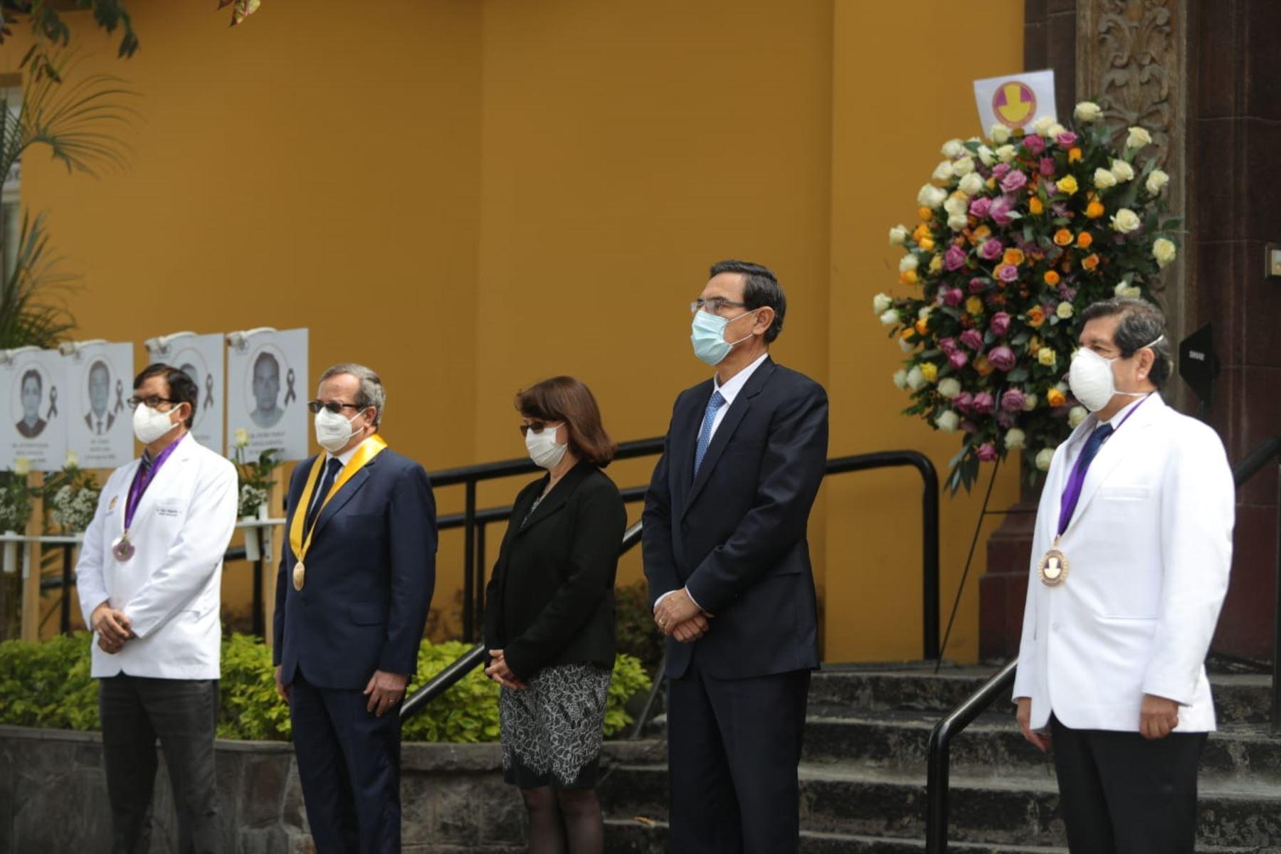 Presidente Vizcarra: Medidas buscan revertir incremento de contagios