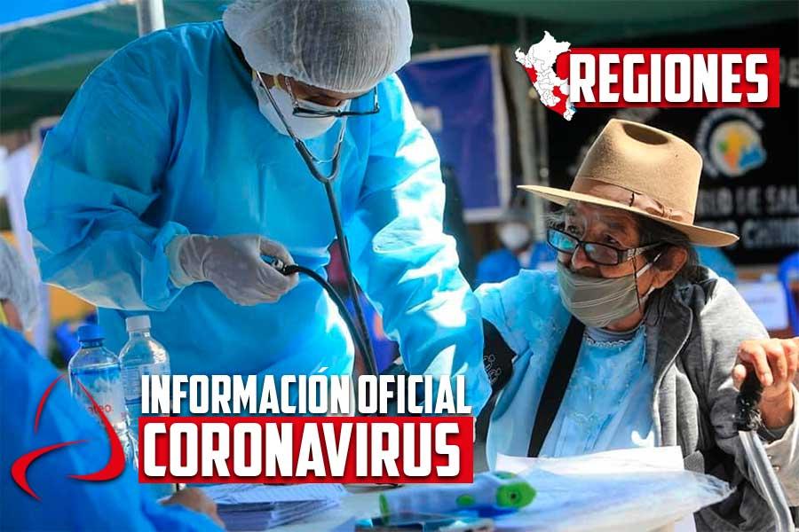 Coronavirus en el Perú: desaceleración de contagios en Áncash