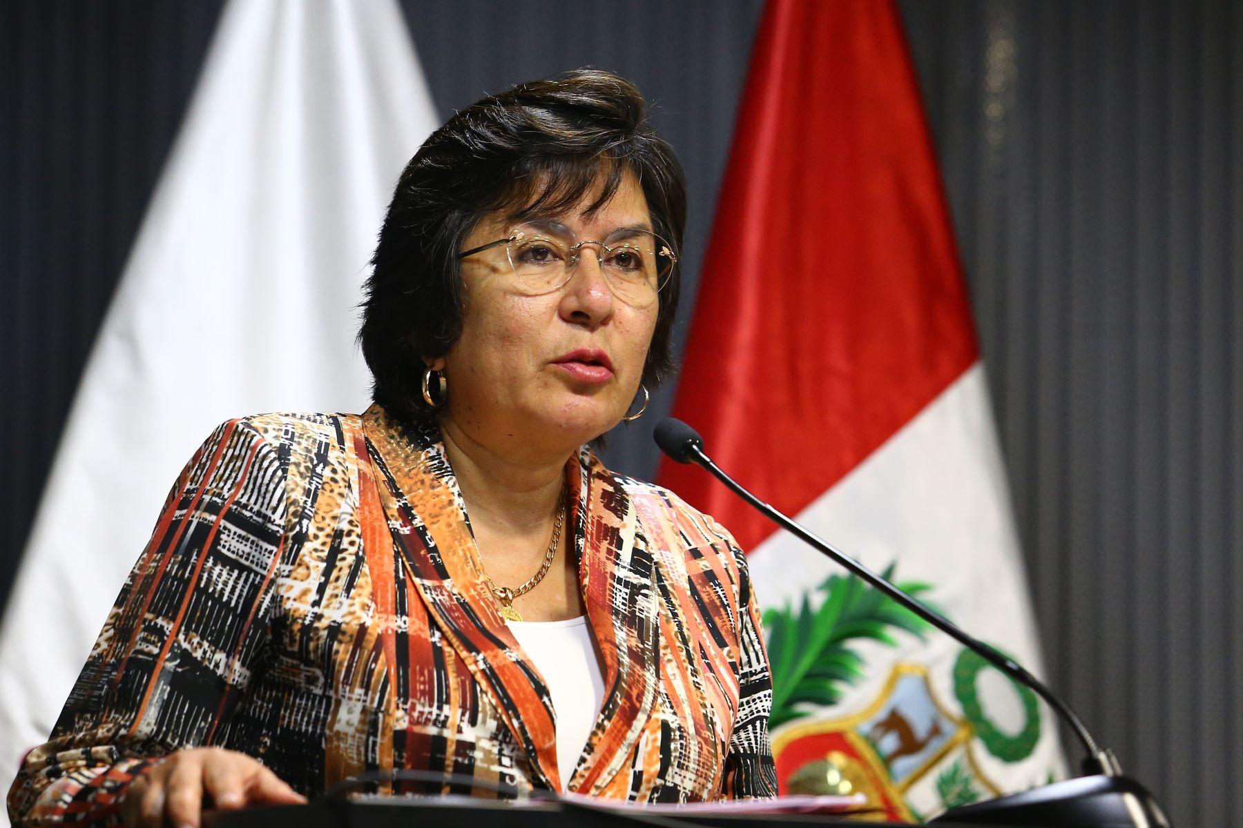 Ledesma: anhelamos que comportamiento de Legislativo y Ejecutivo esté a la altura