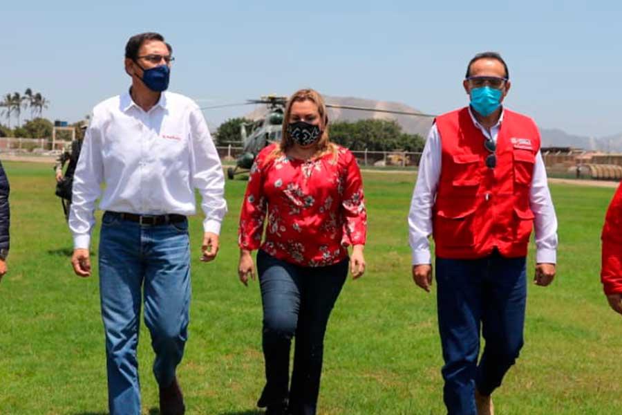 Presidente Vizcarra: Congreso actuará pensando en el Perú