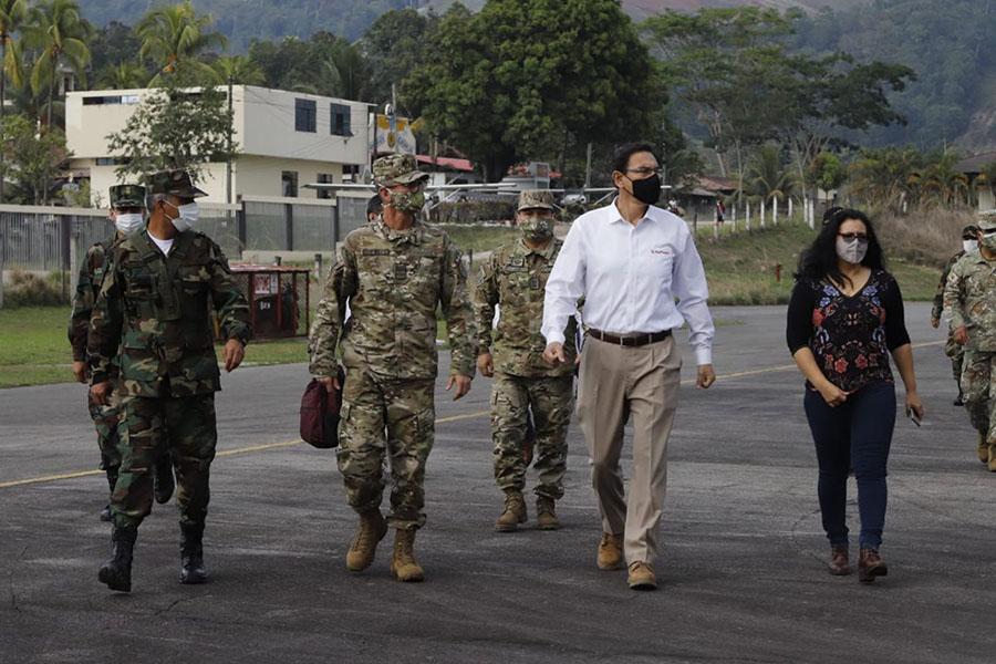 Presidente Vizcarra: Tenemos cinco semanas en decrecimiento en cifras de coronavirus
