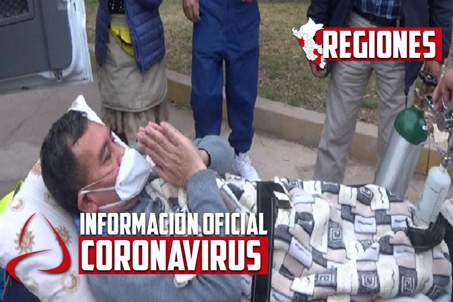 Coronavirus en Perú: médico vence al covid-19 en Hospital Regional de Cusco