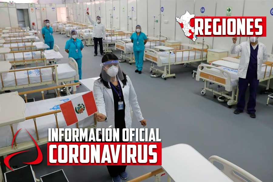 Coronavirus en Perú: ya cuentan con 4 hospitales modulares en Cusco