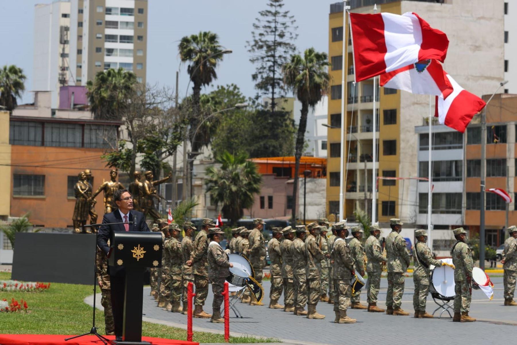 Presidente: lucha contra la pandemia e impulso de la economía exigen el esfuerzo de todos
