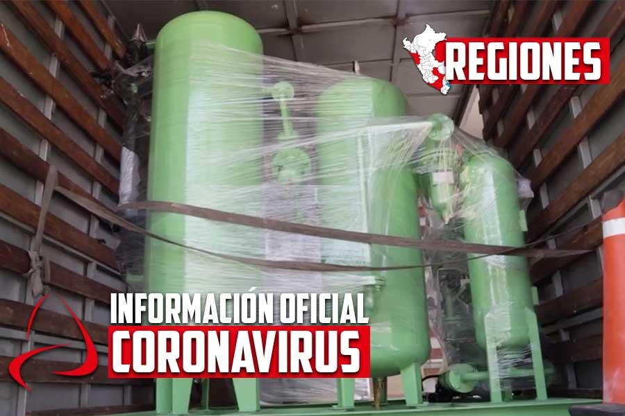 Coronavirus en Perú: Chimbote ya cuenta con planta de oxígeno