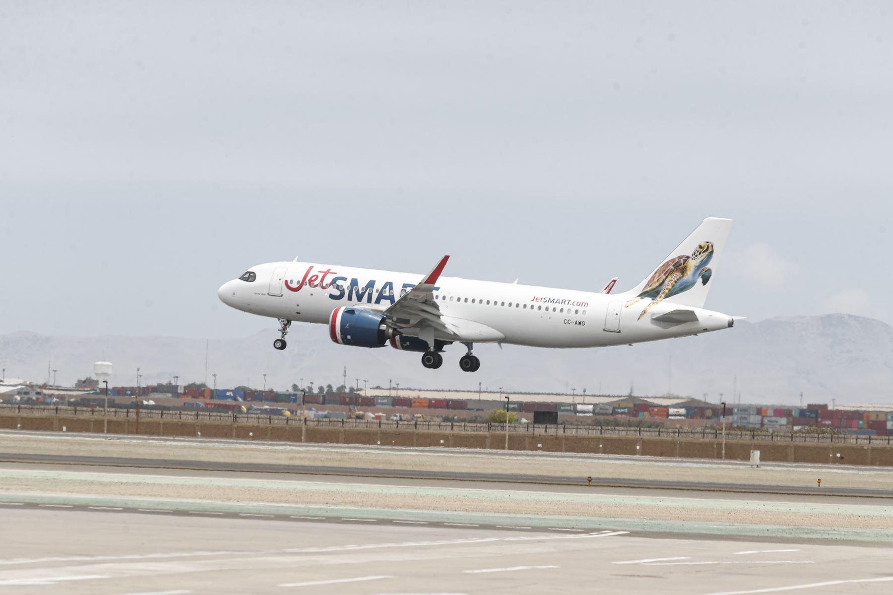 Fase 4: el 5 de octubre inician vuelos internacionales