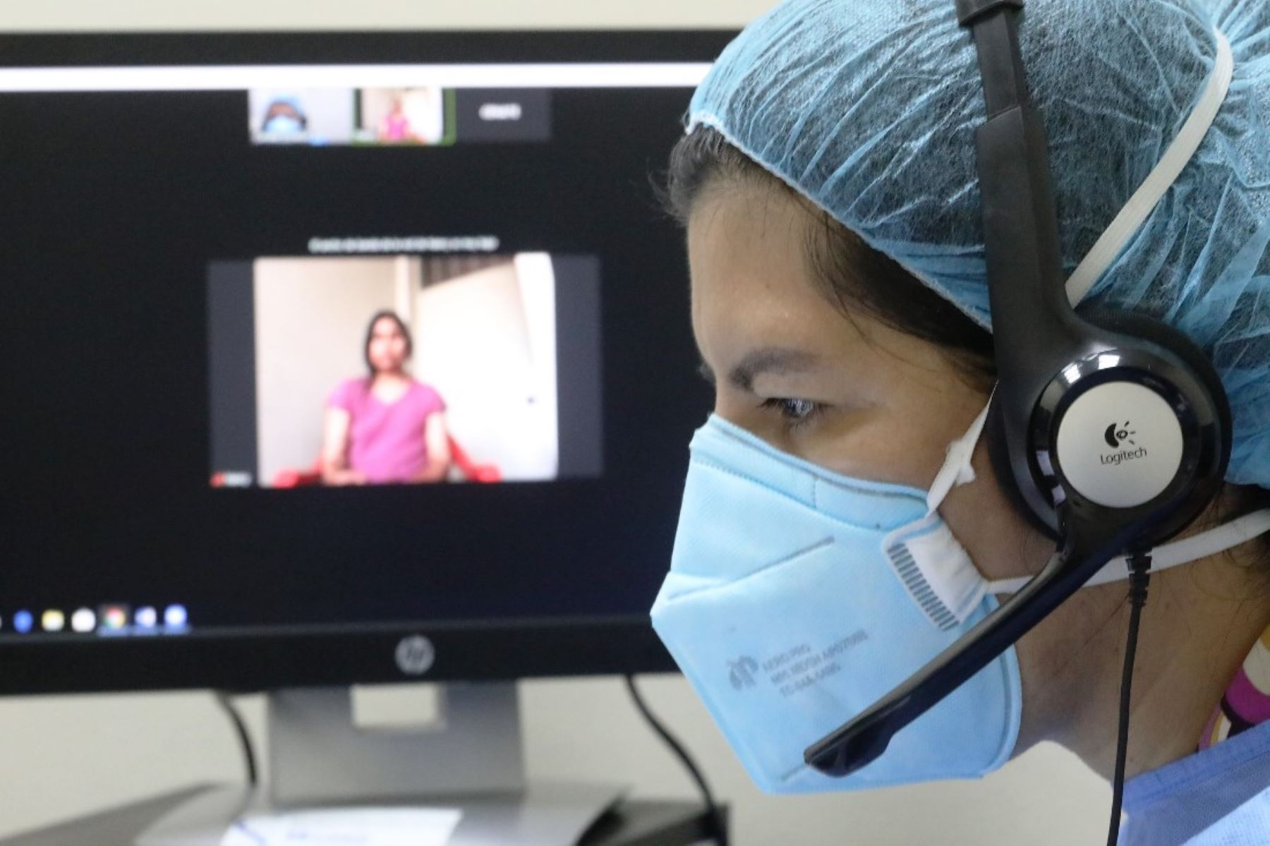 Telemedicina: consultas virtuales diarias crecieron de 250 a 15,000 por pandemia
