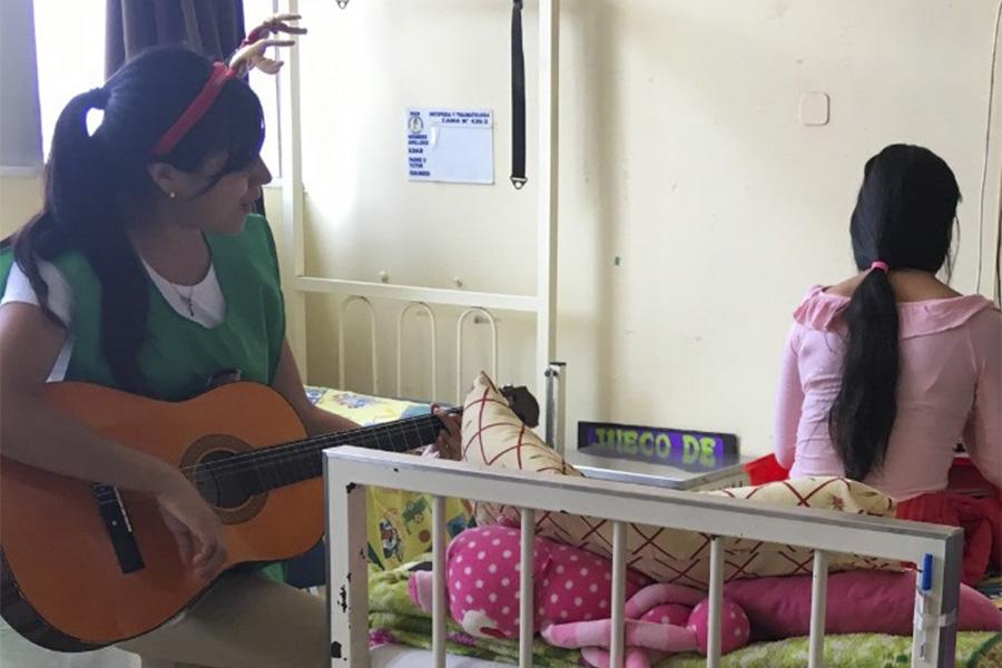 La musicoterapia ayuda a pacientes en rehabilitación física o cognitiva