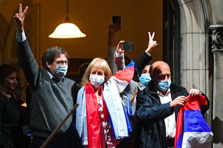 Uruguay: izquierda gana el gobierno de Montevideo en elecciones