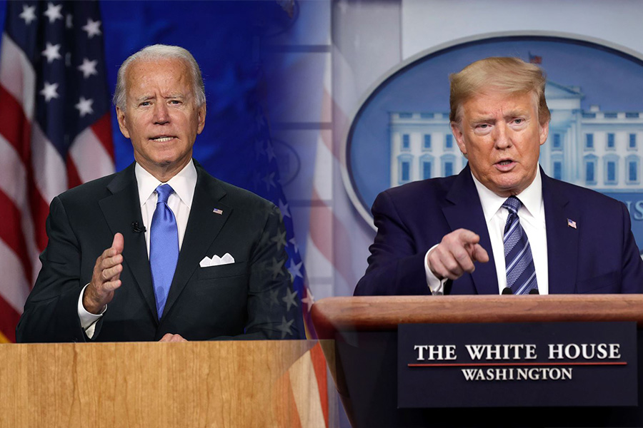 EE. UU. Elecciones: ¿qué se espera en el debate Trump-Biden?