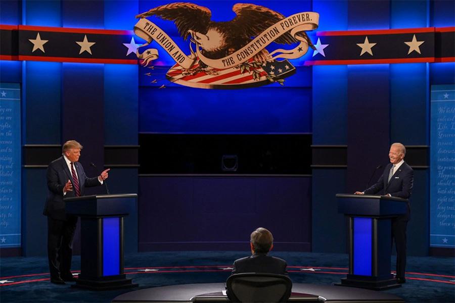 Elecciones EE.UU.: análisis del debate Trump-Biden