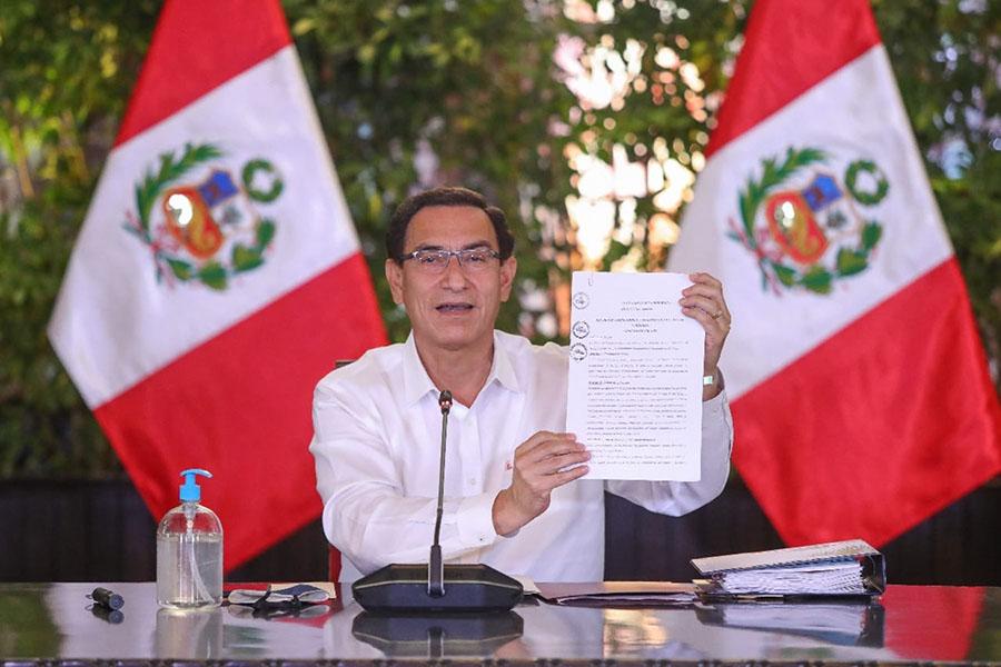 Presidente Vizcarra promulga ley de trabajadoras del hogar