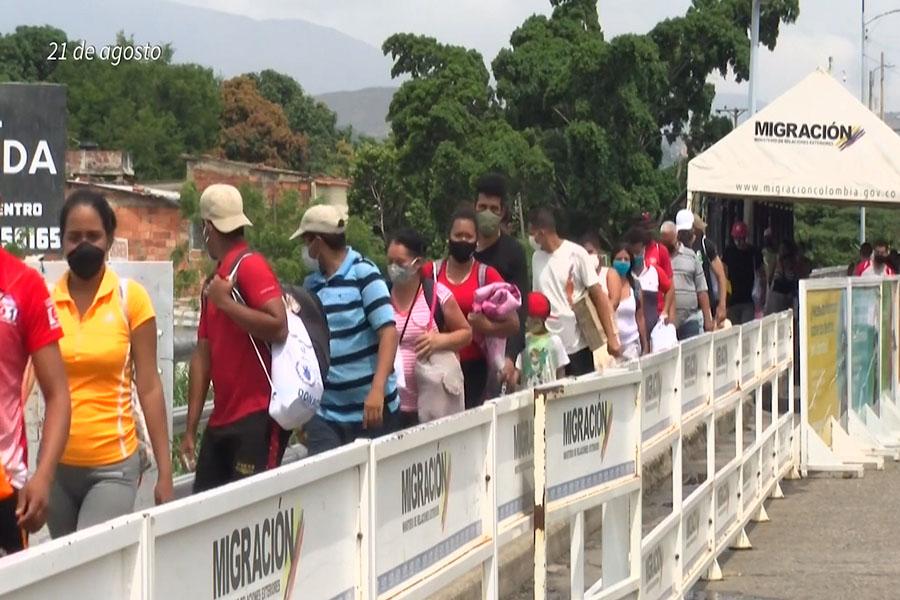 Colombia extiende el cierre de fronteras hasta el 1 de noviembre