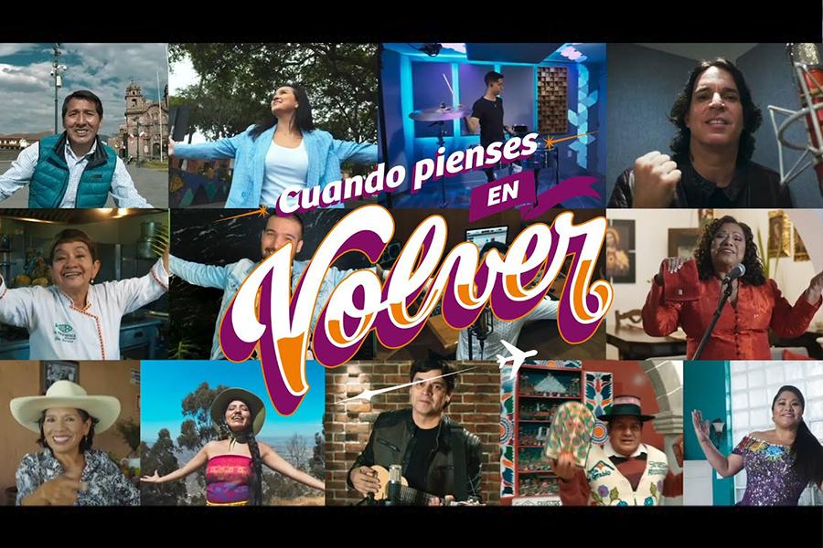 """Perú turismo: Mira aquí el video de la campaña """"Volver"""""""