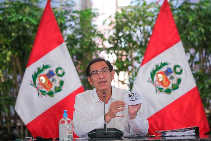 Presidente Vizcarra: esperemos las sanciones más drásticas contra violadores