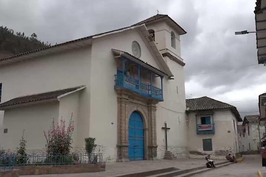 Cusco: restaurarán templo colonial Nuestra Señora del Rosario