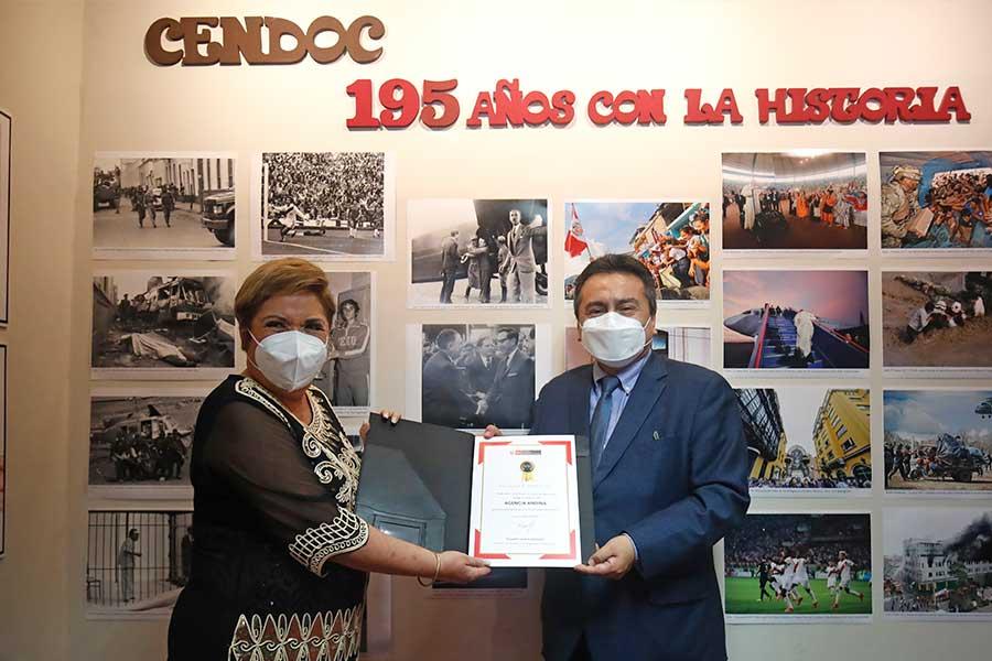 Ministerio de la Mujer distingue a Editora Perú por buenas prácticas periodísticas