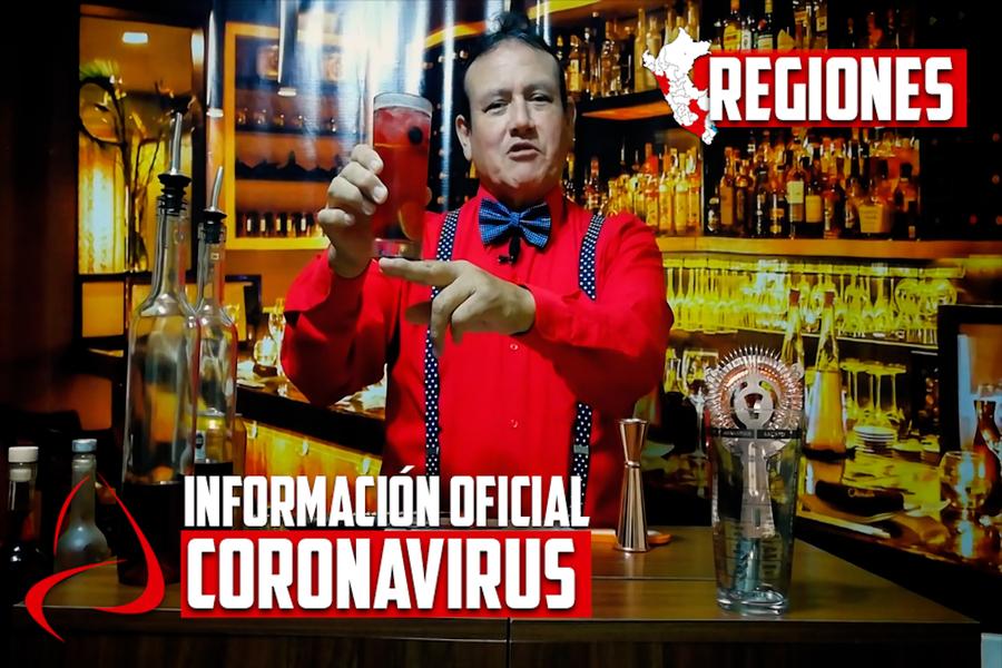 """Trujillo: bartender crea el """"cóctel del Bicentenario"""""""