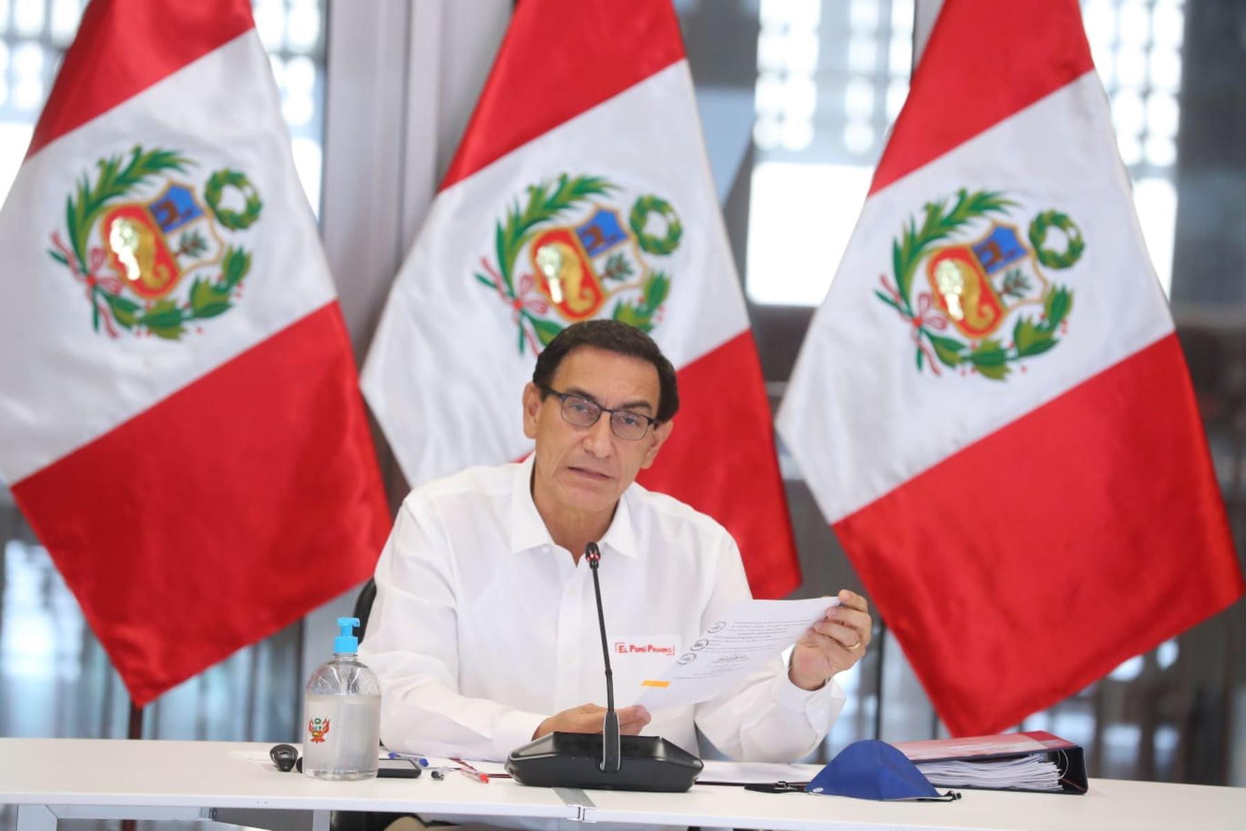 Gobierno impulsa plan de cierre de brechas en regiones con inversión de S/ 146 millones