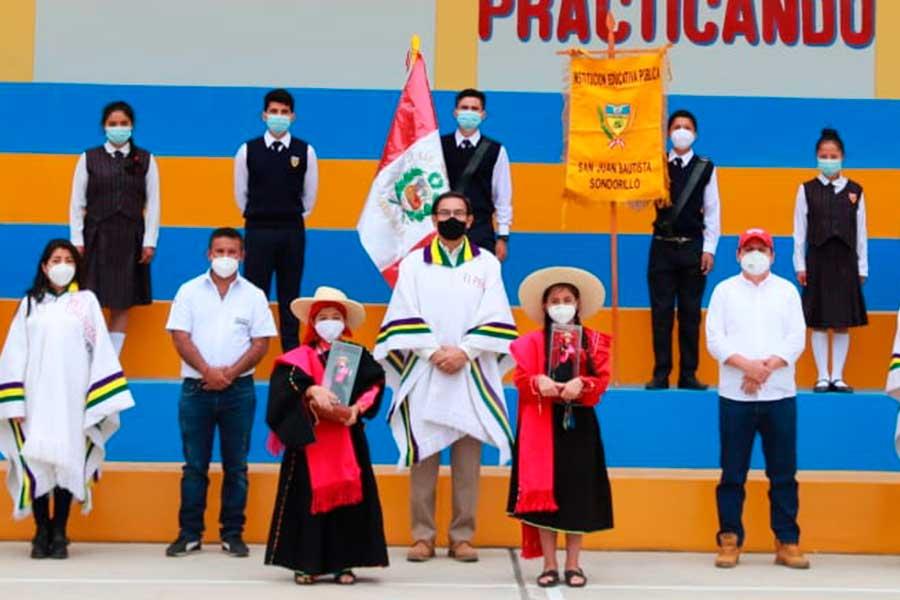 Presidente Vizcarra: nada nos va a detener en el trabajo por los peruanos