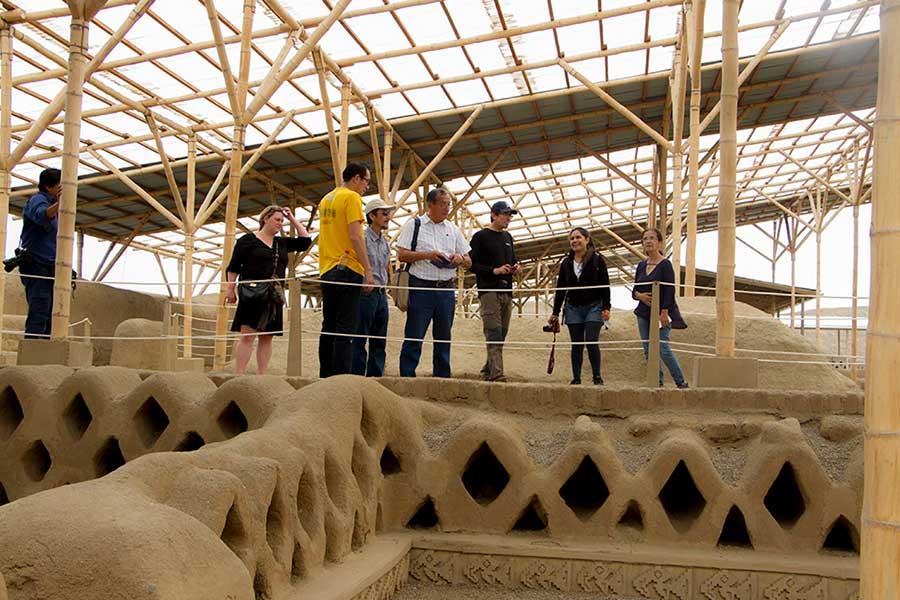 Trujillo: Chan Chan abrirá sus puertas al turismo