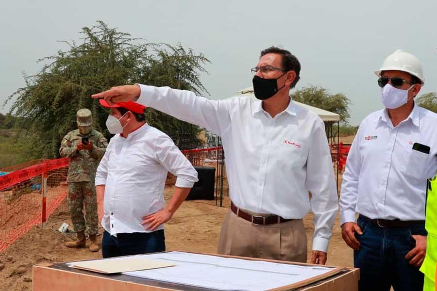 Presidente Vizcarra solicitará a fiscal de la Nación aclarar dudas sobre investigación