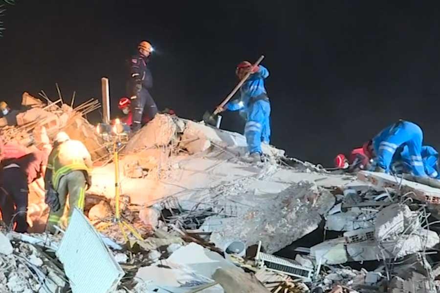 Terremoto en Grecia y Turquía deja más de una decena de muertos