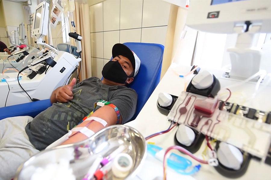 Donantes de sangre y plaquetas pueden salvar a niños con cáncer