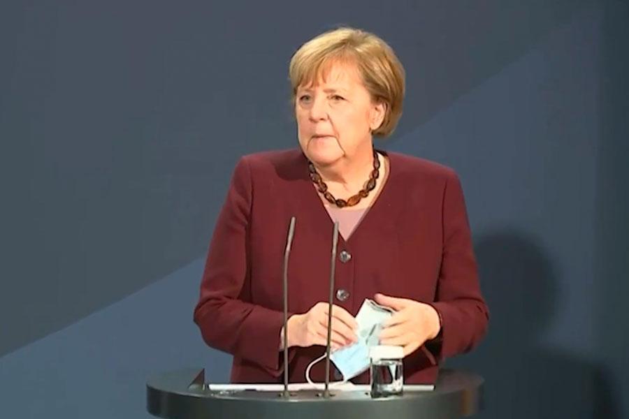 Merkel manifiesta preocupación por el acceso a las vacunas del covid-19
