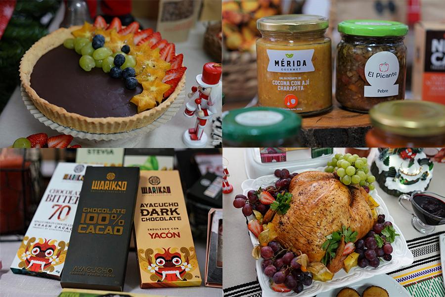 Mesa navideña: alternativas con productos de diferentes regiones del país