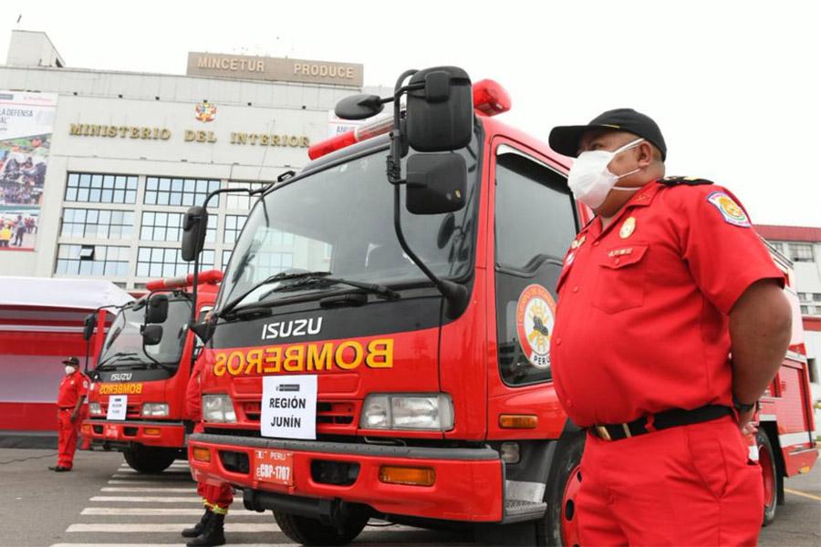 Desde el 1 diciembre bomberos tendrán unidades permanentes en Mesa Redonda