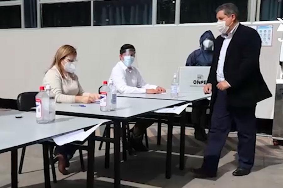 JNE: en aymara invita a participar en elecciones internas
