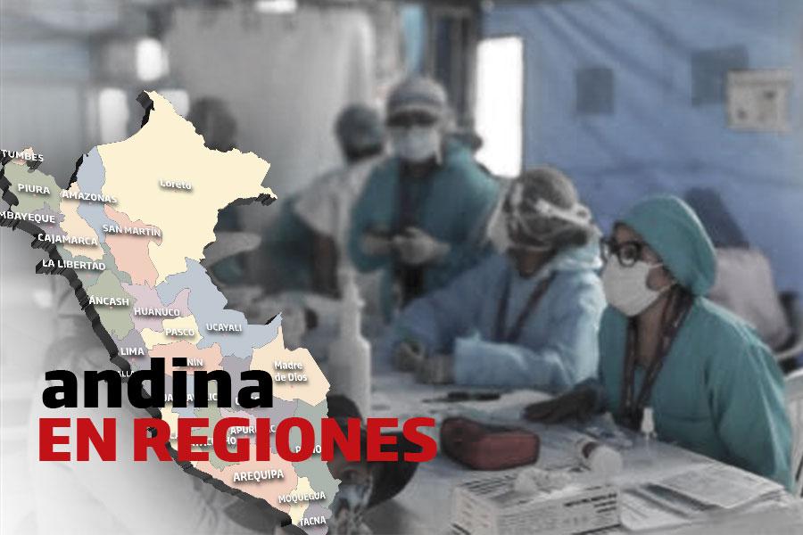 Arequipa: Fiorella Molinelli anunció proceso de pruebas moleculares en 4 horas